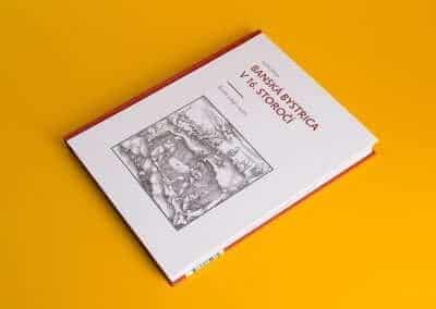 Publikácia Banská Bystrica v16.storočí