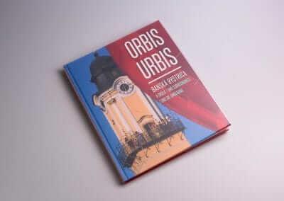 Kniha Orbis Urbis
