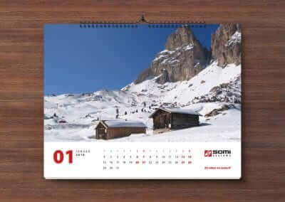 Kalendár SOMI Systems