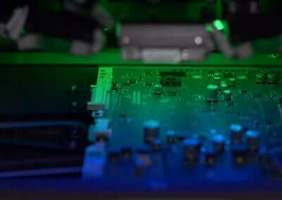 Industry film AVEX electronics