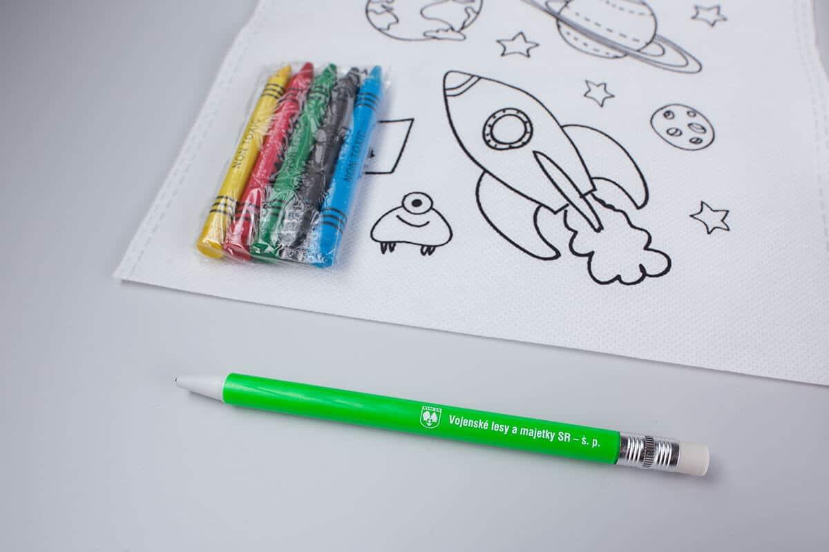 Reklamné predmety - kolekcia pre deti