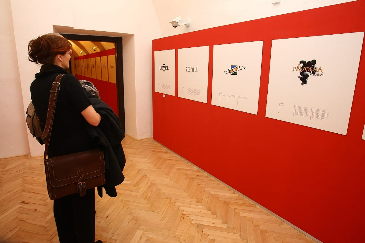 Medzinárodné bienále grafického dizajnu LOGO 2008 - výstava