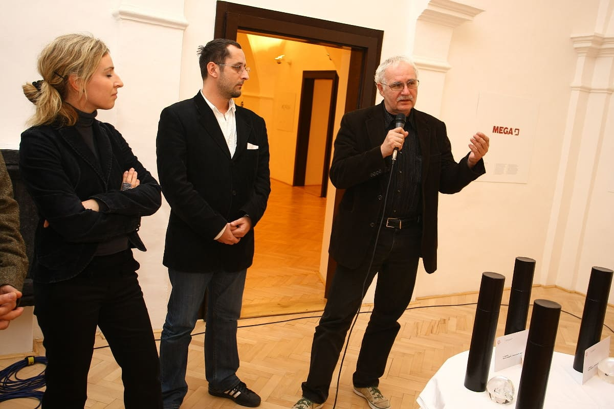 Medzinárodné bienále grafického dizajnu LOGO 2008 - súťažná porota