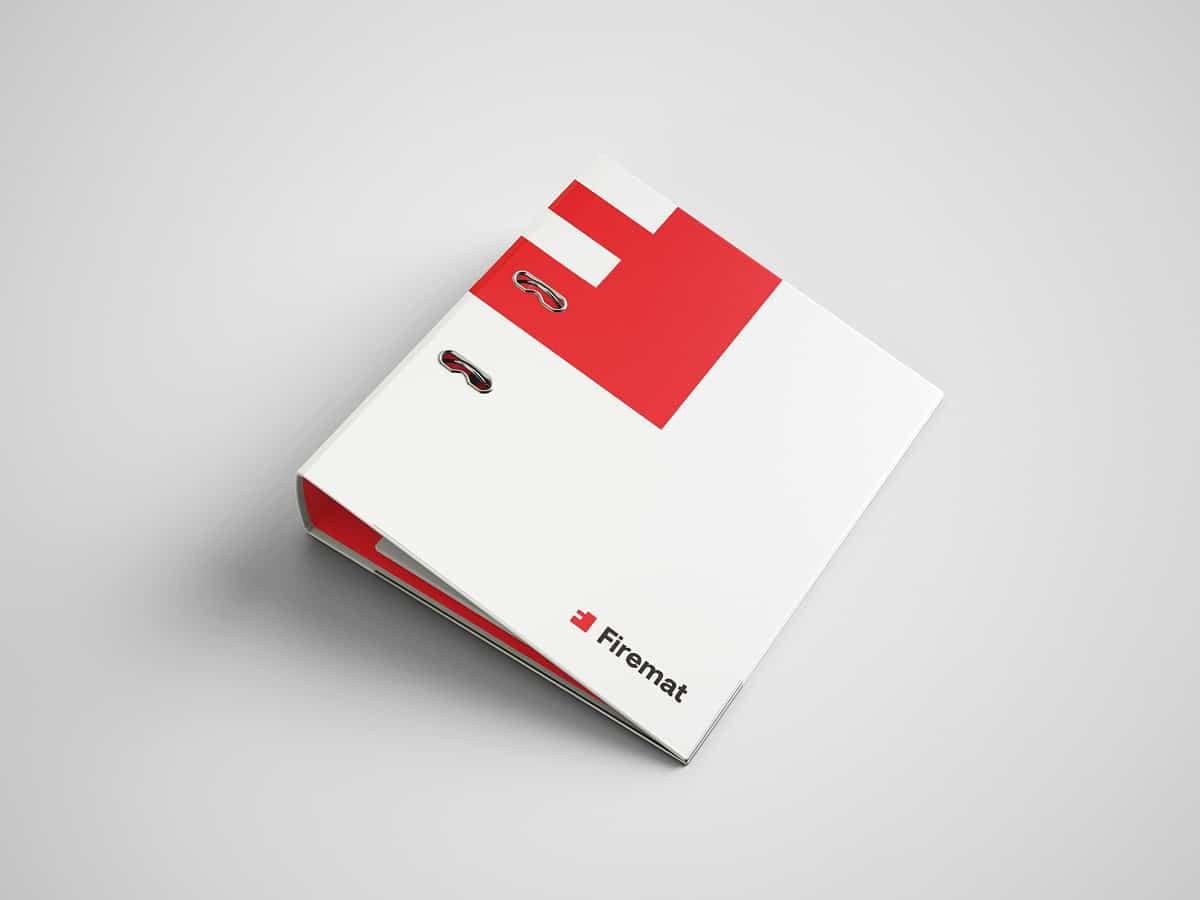 Logotyp Firemat - aplikácia pre zakladač 2