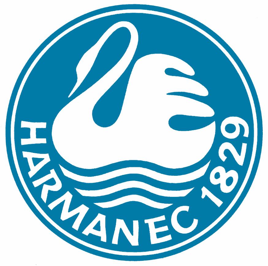 logotyp Harmanec pôvodný