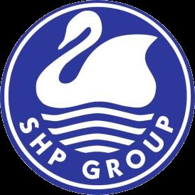 logotyp SHP Group súčasný